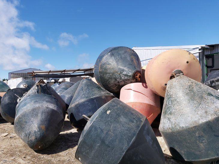 Marine Farm concreta alianza para reciclar sus residuos plásticos