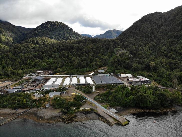 Mowi Chile: Ampliación de piscicultura integra tecnología sustentable