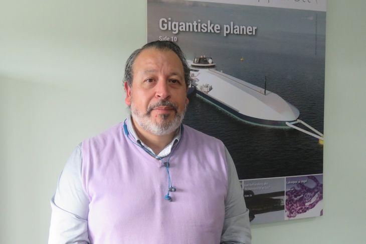 Los planes de Maritech en Chile para la revolución digital del salmón