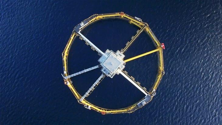 SalMar har søkt om å konvertere utviklingstillatelsene for Ocean Farm 1