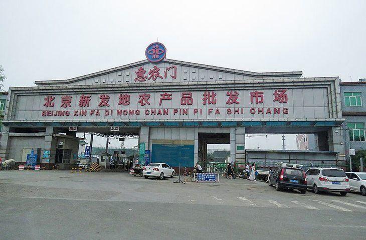 Asocian brote de coronavirus a manipulación de salmón en mercado de Pekín