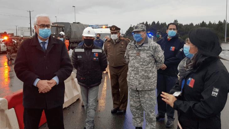 Nueva aduana sanitaria controlará ruta entre Puerto Montt y Puerto Varas
