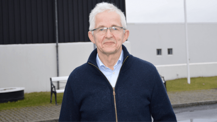 Lice 'set the agenda' for Faroes farmer HiddenFjord