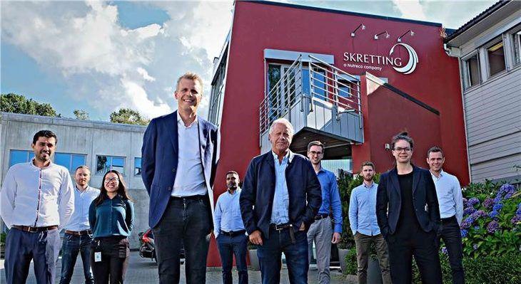 Skretting presenta a su renovado equipo de Adquisiciones