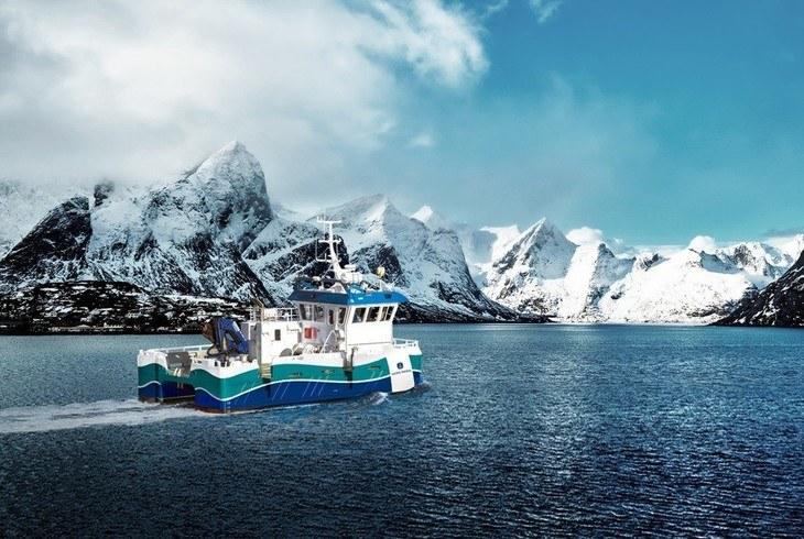 Construirán primer barco del mundo de propulsión hidrógeno-eléctrica para la salmonicultura