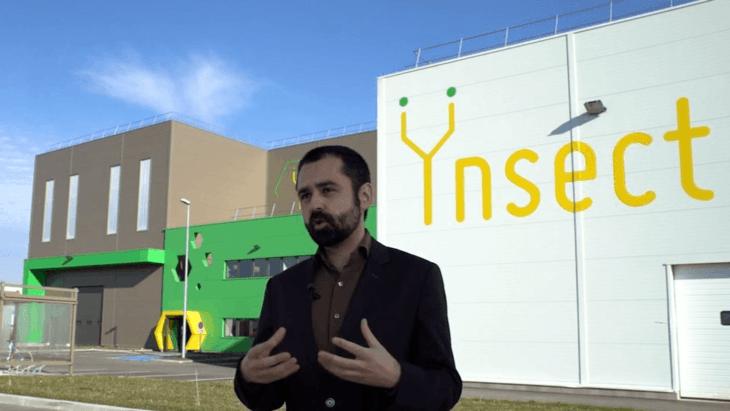 Recaudan US$124 millones para construir planta de insectos más grande del mundo