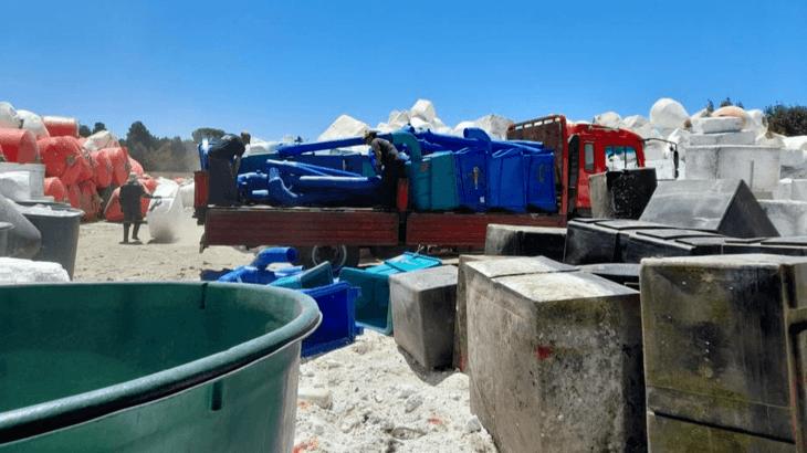 ScaleAQ Chile inicia revalorización de productos plásticos tras firmar acuerdo