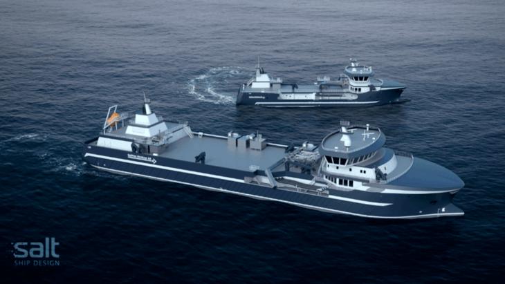 Astillero turco construirá el wellboat más grande del mundo