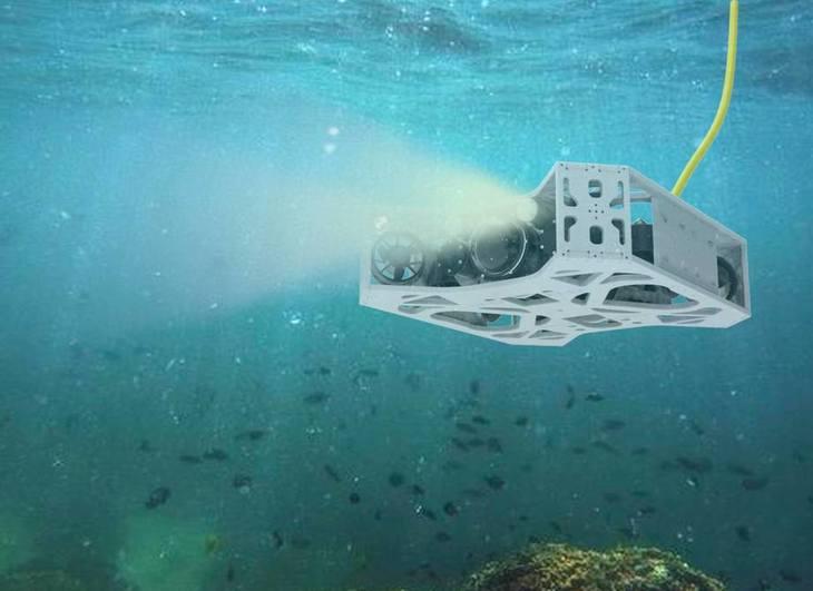 Grupo Ersil implementa equipos ROV monitoreados por Inteligencia Artificial