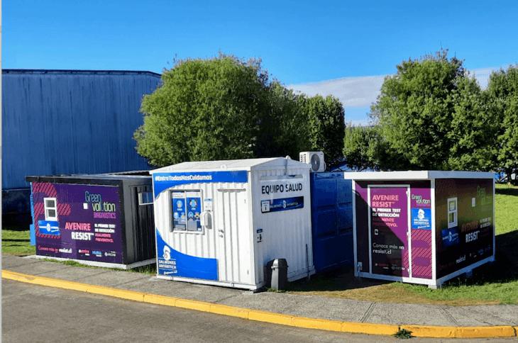 Implementarán tercer laboratorio para la detección rápida de Covid en Chiloé
