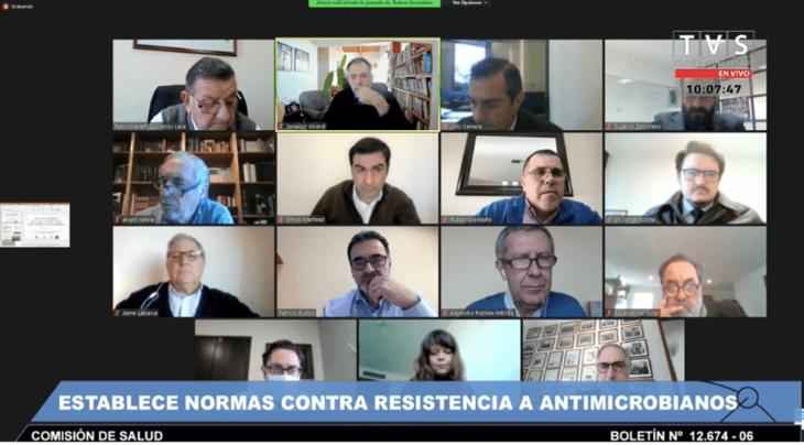 """""""La resistencia está dada por la falla terapéutica en la jaula de salmón"""""""