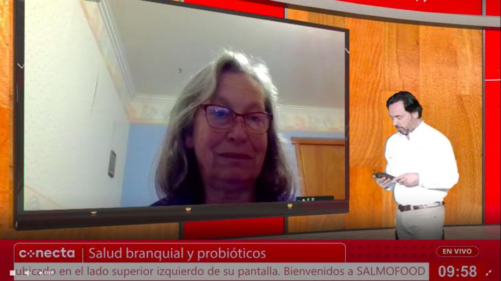Claves para combatir la cuarta causa de mortalidad infecciosa de salmónidos en Chile