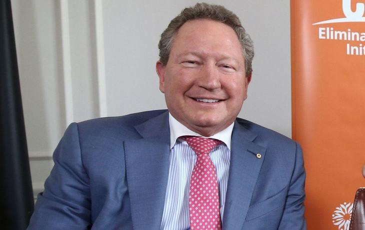 Magnate australiano de la minería compra participación en salmonicultora