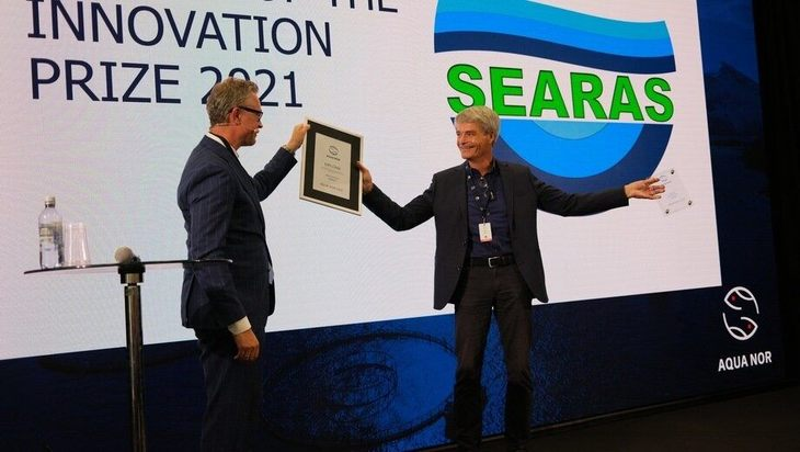Aqua Nor 2021: Gana premio a la innovación inédito sensor de H2S en agua
