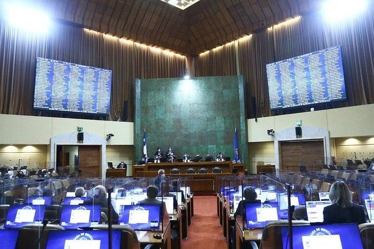 A comisión mixta proyecto que exige remoción de sedimentos en fondos marinos