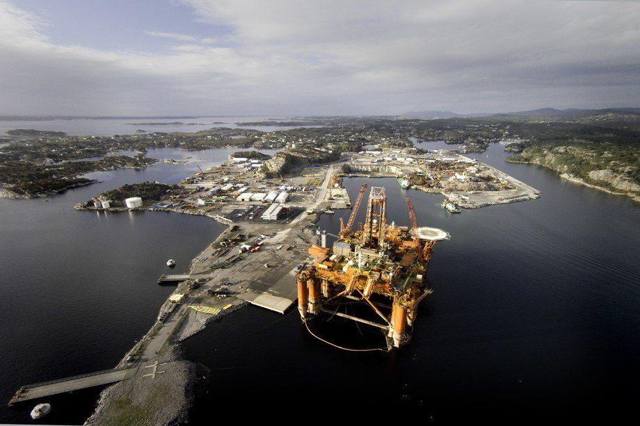 Kravet om uavhengig granskning var basert på Bergen Groups insolvente situasjon, til tross for salget av riggservice-aktivitet på Hanøytangen.