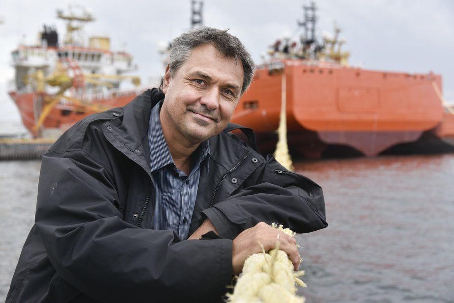 Sjøfartsdirektør Olav Akselsen. Foto: Steinar Haugberg/Sjøfartsdirektoratet