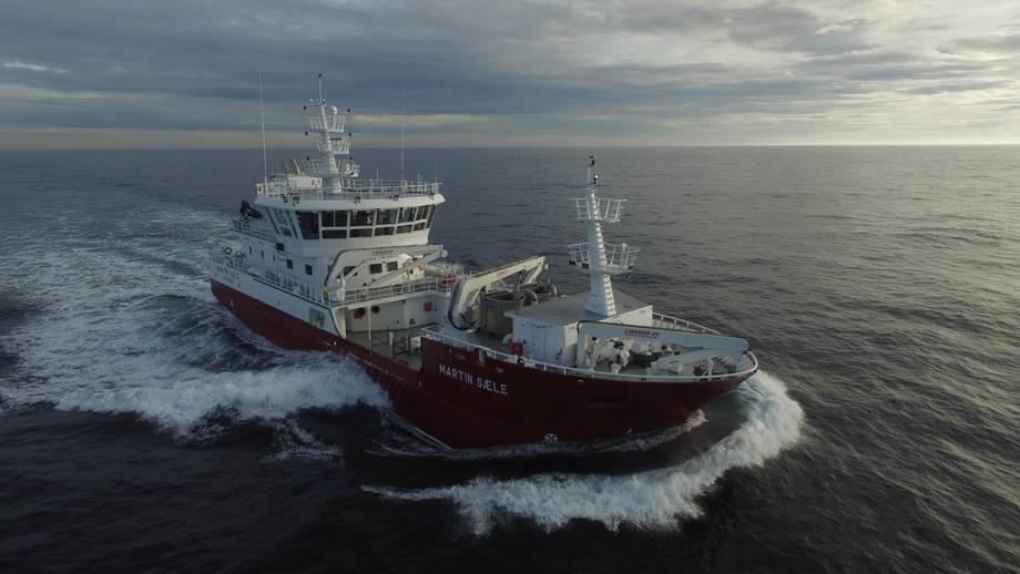 Brønnbåten til Salmon Star AS, M/S