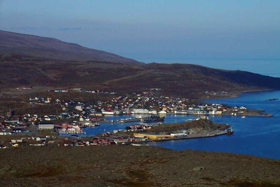Båtsfjord havn illustrasjonsfoto: Kystverket