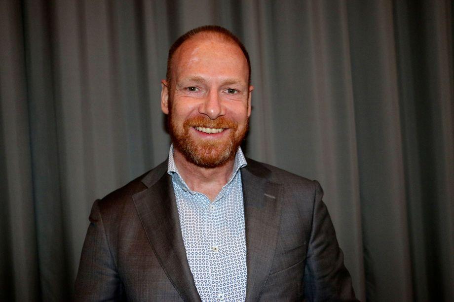 Hans Ottosen er administrerende direktør i danske Danelec. Foto: Andrea Bærland