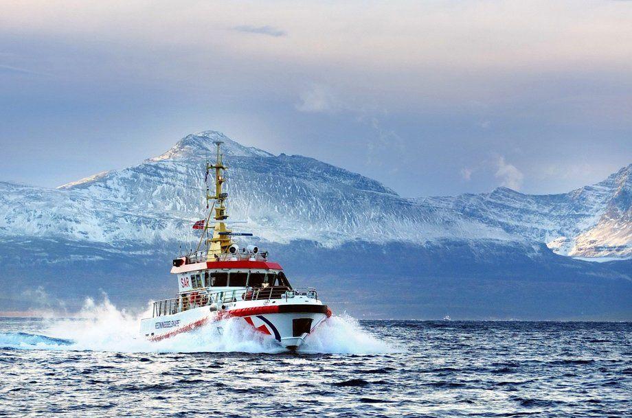 Etableringen av en ny redningsskøyte i Nord-Norge innstilles da regjeringen ikke støtter tiltaket i forslaget til statsbudsjett for neste år. Foto: Redningsselskapet