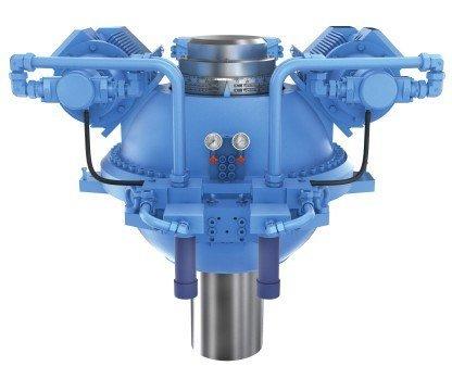 Rolls-Royce har satt salget av styremaskiner på vent Foto: Rolls-Royce