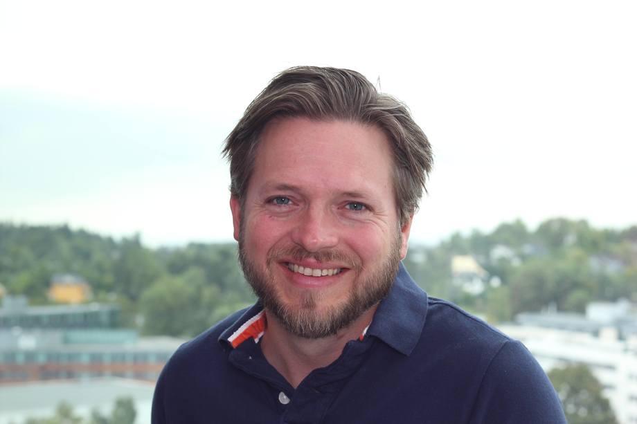 Arild Røed er fagsjef i NEK. Foto: NEK