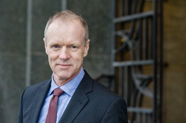 Sturla Henriksen, direktør i Rederiforbundet. Foto: Rederiforbundet