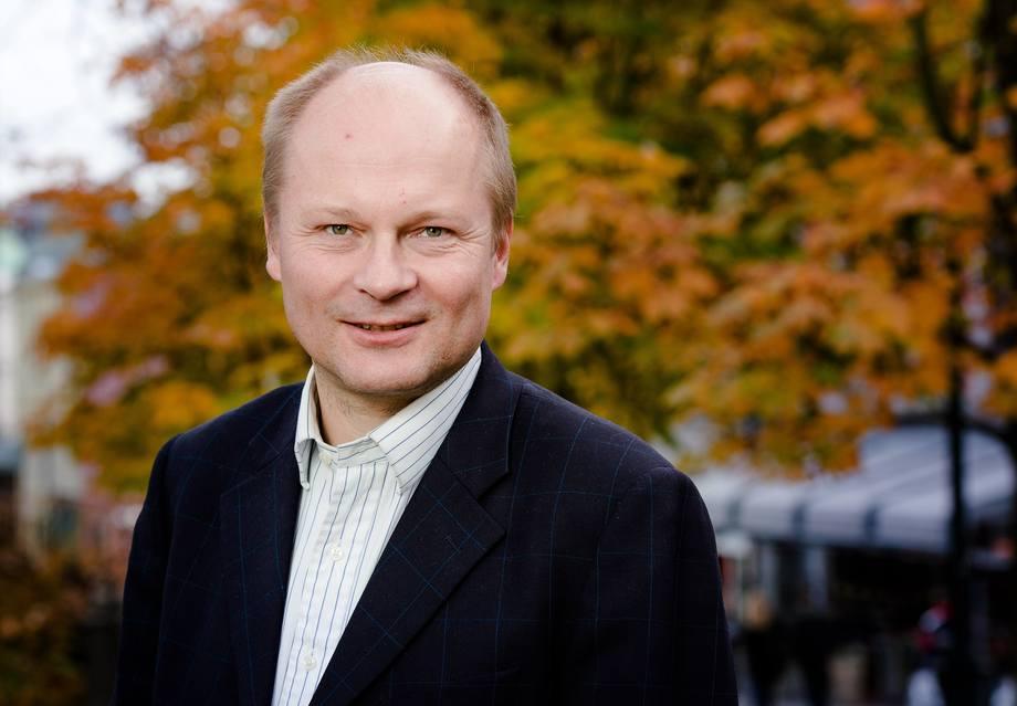 Statssekretær Lars Andreas Lunde (Foto: Bjørn Stuedal)