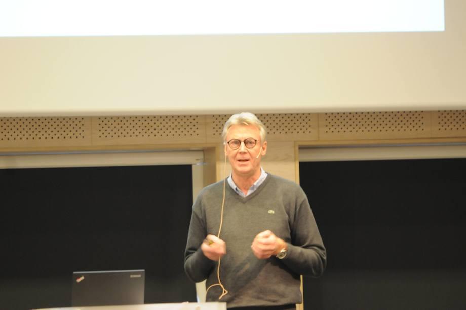 Knut Rønningen er seniorrådgiver i Mattilsynet.