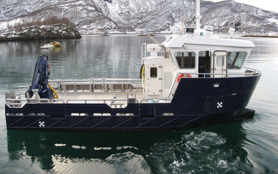 Foto: Grovfjord Mek.