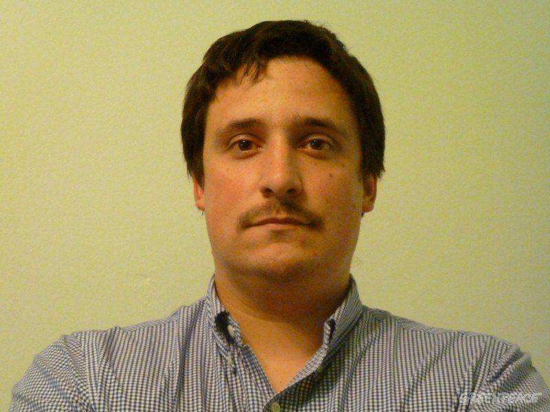 Matías Asun, director Greenpeace Chile. Imagen: Greenpeace.