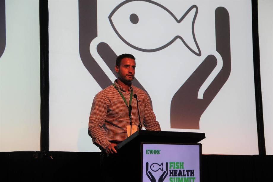 Cristián Guzmán, director comercial de Cargill. Foto: Francisco Soto.