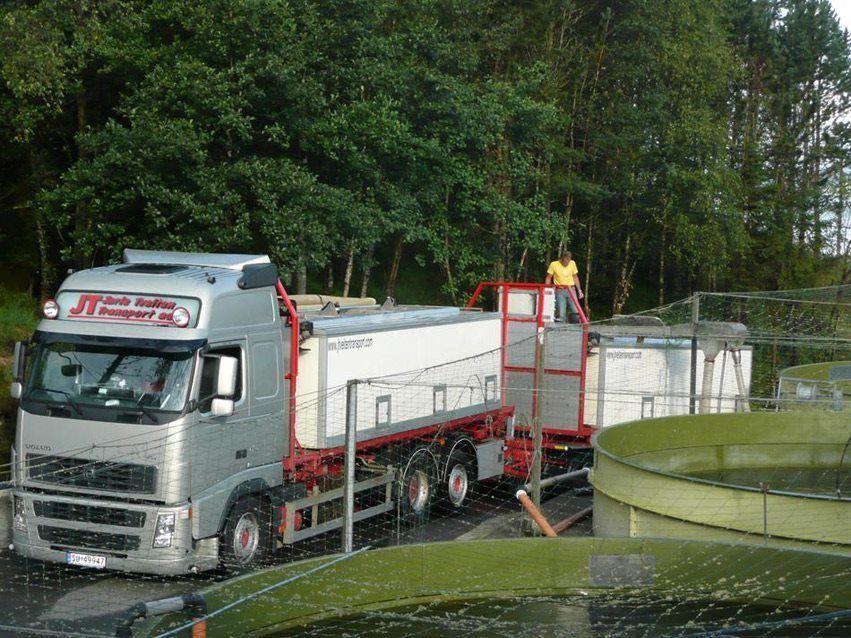 Foto: Jarle Tveiten Transport.
