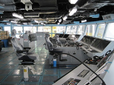 <p>Fra byggingen av KNM &ldquo;Maud&rdquo; i Korea Foto: Forsvarsmateriell</p>