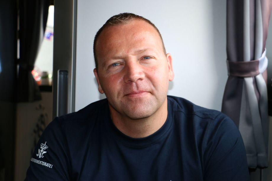 <p>Rolf Harald Jensen, seksjonssjef sjøtjenesten</p>