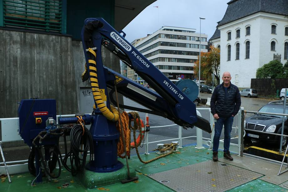 <p>Roy &Aring;ge Klepsvik er teknisk inspekt&oslash;r ved&nbsp;Havforskningsinstituttet.&nbsp;</p>