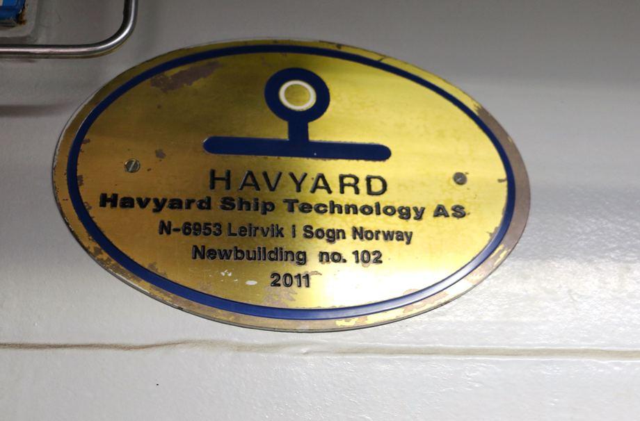 <p>Skansi Offshore fra Føræyene har fire fartøy fra Havyard i Sogn. Foto: Andrea Bærland</p>