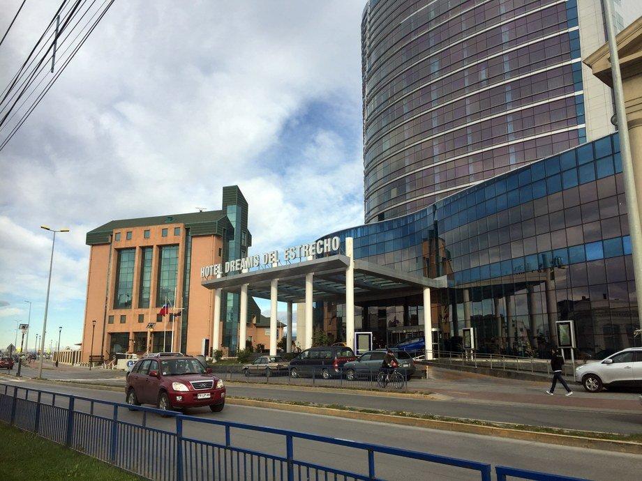 <p>Her, på byens største hotell, arrangeres Sealice 2018.</p>