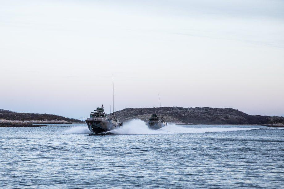<p>Flotex 2016 Foto:Johan Ludvig Holst/ Forsvaret</p>