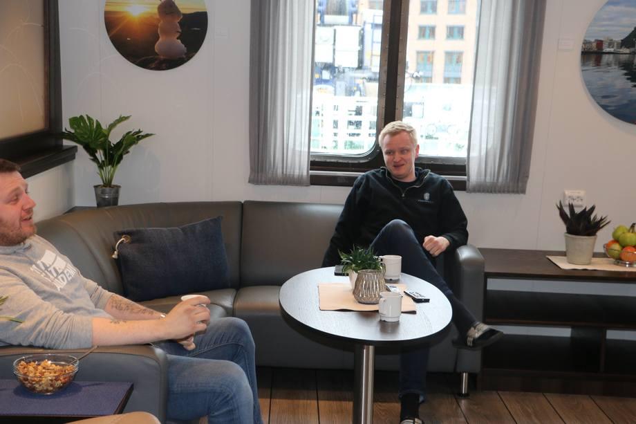 <p>Foto: Helge Martin Markussen</p>