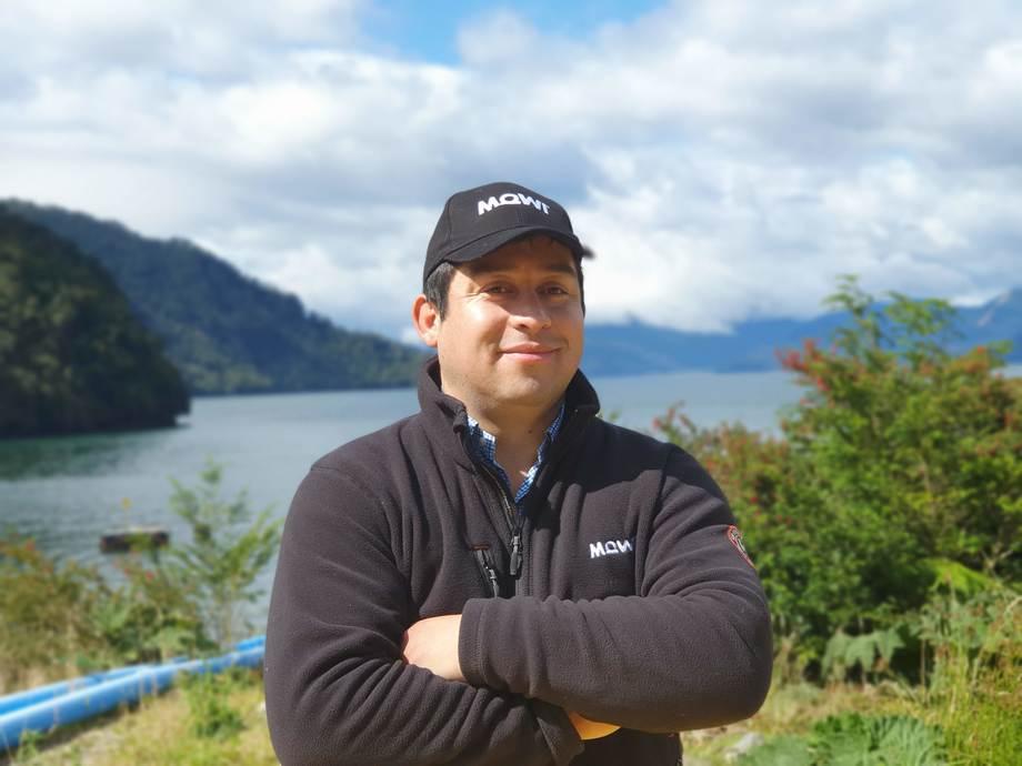 <p>Miguel del Río, jefe PFA</p>