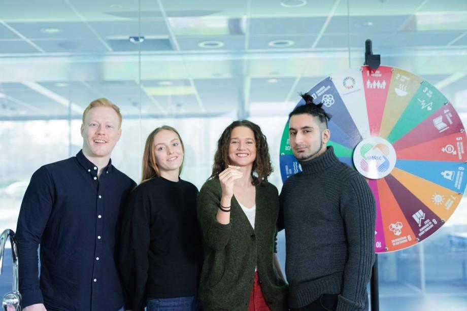 Metapod er en oppstartsbedrift bestående av 11 ingeniører og biologer, med bakgrunn fra student- og forskningsmiljøet på NTNU og har senere knyttet til seg ressurser fra bla. Universitet i Oslo. De startet opp 2018 og holder til i Ålesund.