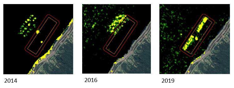 SMA aplicando tecnología satelital para fiscalizar ubicación de centros de cultivo de salmón.