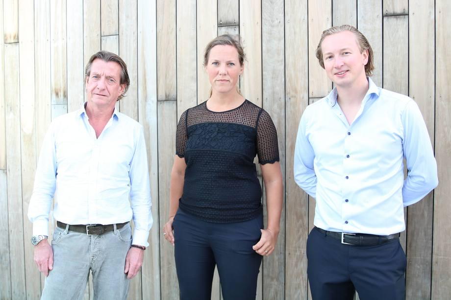Fv: Tore Enger, adm. dir. i TECO 2030 ASA. Birgit Liodden, styremedlem, og Tor-Erik Hoftun,  direktør for forretningsutvikling. Foto: Teco 2030