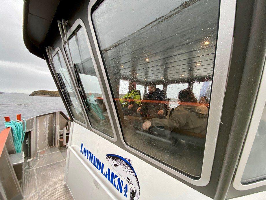 <p>Lovundlaks takker Grovfjord Mekaniske Verksted for et godt samarbeid og det som igjen ser ut som en veldig bra båt!</p>