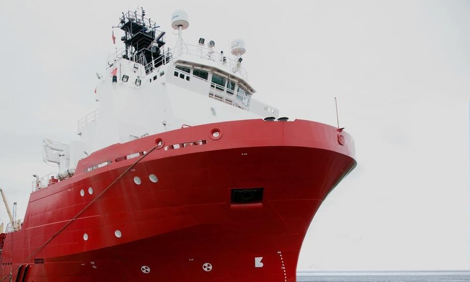 CleanTreat-teknologien som befinner seg om bord på dette skipet er utviklet over ti år med innovasjon, forskning og omfattende utprøving. Foto: Benchmark