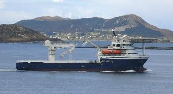 M/S «REM ETIVE» - multipurpose fartøy fra Kleven Verft