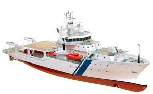 UT517 – Coastguard vessels for the Indian Navy.