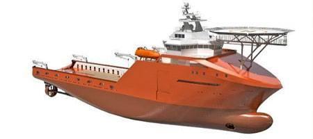 StatoilHydro har tildelt kontrakt på ankerhåndteringsfartøyet Skandi TBN AH 04 CD, som er utviklet av Aker Yards.